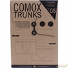 Thread Theory, Sewing Pattern, Comox Trunks