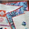 Through The Looking Glass Quilt Kit Featuring Wonderland