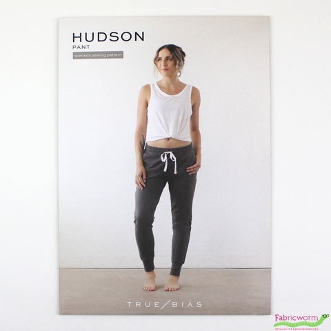 True Bias, Sewing Pattern, Hudson Pant