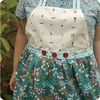 Sewing Tutorial & Free Pattern|Everyday Apron by Heidi Staples