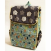 Sewing Tutorial & Free Pattern Little Hitchhiker's Backpack by Christina McKinney