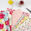 Urban Chiks for Moda, Cheeky, Picnic Basket Rose