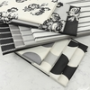 Urban Chiks for Moda, Urban Cottage, Spots Ivory Black