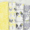 Vicky Yorke for Camelot Fabrics, Village Life in FAT QUARTERS 4 Total