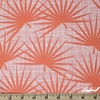 Violet Craft for Robert Kaufman, Palm Canyon, Fronds Coral