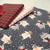 Whistler Studios for Windham, A Walk in the Woods, Plaid Blush/White