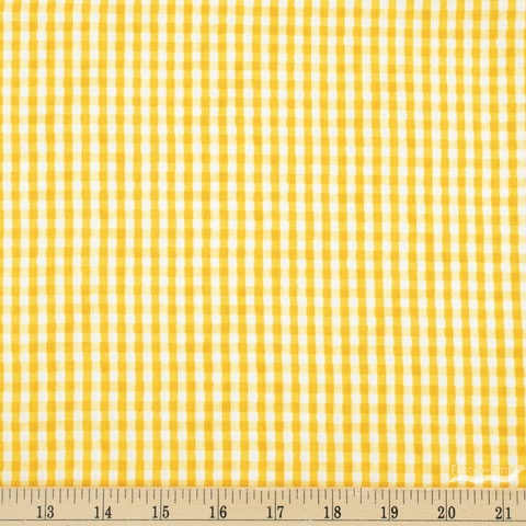 Whistler Studios for Windham, Certified Delicious, Mini Gingham Yellow