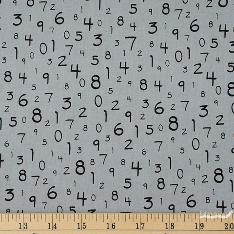 Whistler Studios for Windham, S.T.E.M., Numbers Grey