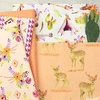 Whistler Studios for Windham, Wanderer's Weekend, Floral Fawns Apricot