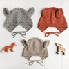 Wiksten, Knitting Pattern, Baby + Toddler Animal Bonnet
