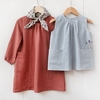 Wiksten, Sewing Pattern, Baby & Child Smock Top + Dress