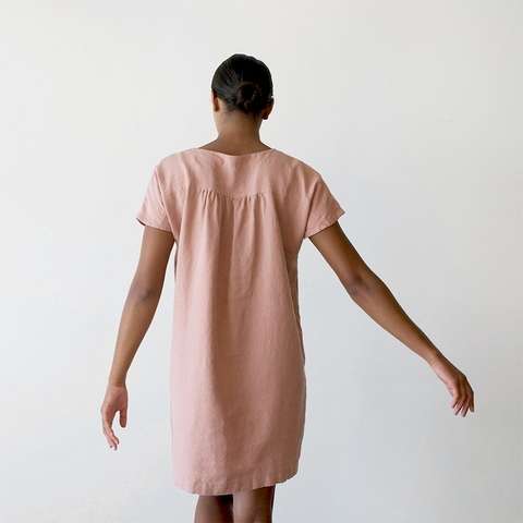 Wiksten, Sewing Pattern, Women's Shift Dress & Top