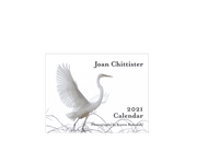 2021 Joan Chittister Mini Calendar
