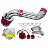 00-02 Dodge Dakota / Durango Shrot RAM Air Intake - Red Filter