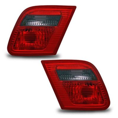 00-03 BMW E46 3 Series 2 door coupe Replacement Smoke Tail Lights - Side Piece