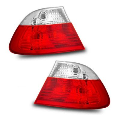 00-03 BMW E46 3 Series 2 door coupe Replacement Tail Lights - Side Piece