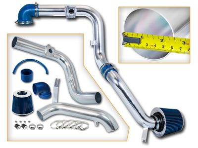 00-03 Ford Focus 2.0L DOHC L4 Performance Cold Air Intake - Blue
