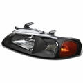 00-03 Nissan Sentra LH Left Side OE Style Headlight Lamp Replacement Black