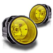 00-03 Nissan Sentra OEM Style Crystal Fog Lights - Yellow