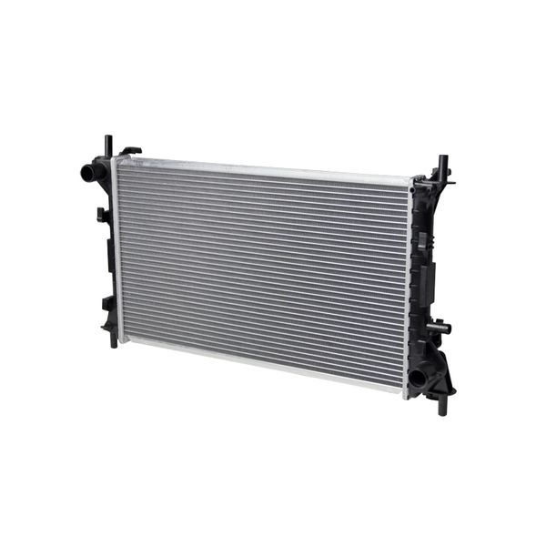 00-04 Ford Focus 2.0L 2.3L Zx3 Zx5 L4 Auto At Aluminum Core Replacement Radiator