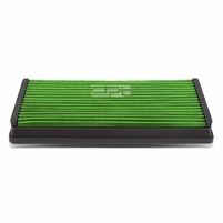 00-04 Ford Focus 2.0L Reusable & Washable Replacement High Flow Drop-in Air Filter (Green)