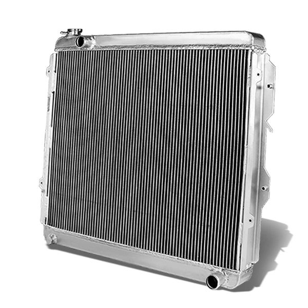 2000-2004 Toyota Tundra Dual Core Full Aluminum Cooling Racing Radiator