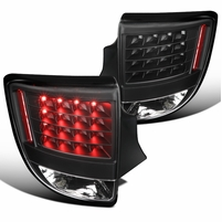 00-05 Celica LED Replacement Tail Lights - Stealth Black