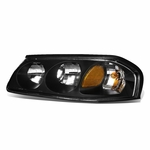 00-05 Chevy Impala Left OE Style Headlight Headlamp Replacement GM2502201