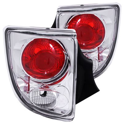 00-05 Toyota Celica Euro Altezza Tail Lights - Chrome