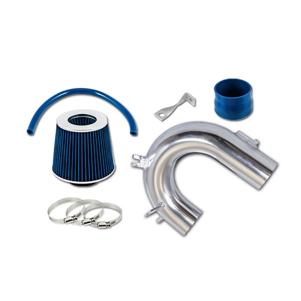 00-05 Toyota Celica GTS 1.8L Short RAM Induction Air Intake - Blue Filter
