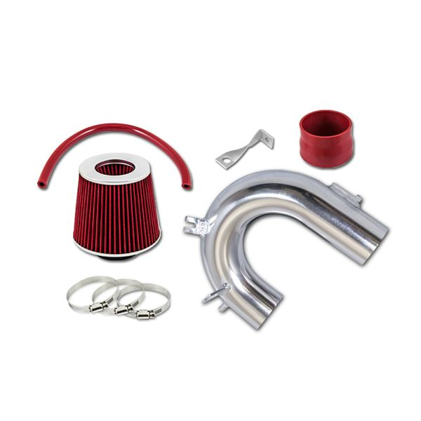 00-05 Toyota Celica GTS 1.8L Short RAM Induction Air Intake - Red Filter