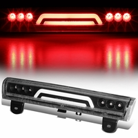 00-06 Chevy Suburban/Tahoe/Yukon XL 3D LED Bar 3rd Brake Light - Black