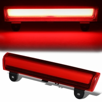 00-06 Chevy Suburban/Tahoe/Yukon XL 3D LED Bar 3rd Brake Light - Red Lens