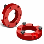 """00-06 Toyota Tundra 2WD 4WD Red 2"""" Front Suspension Leveling Lift Kit"""