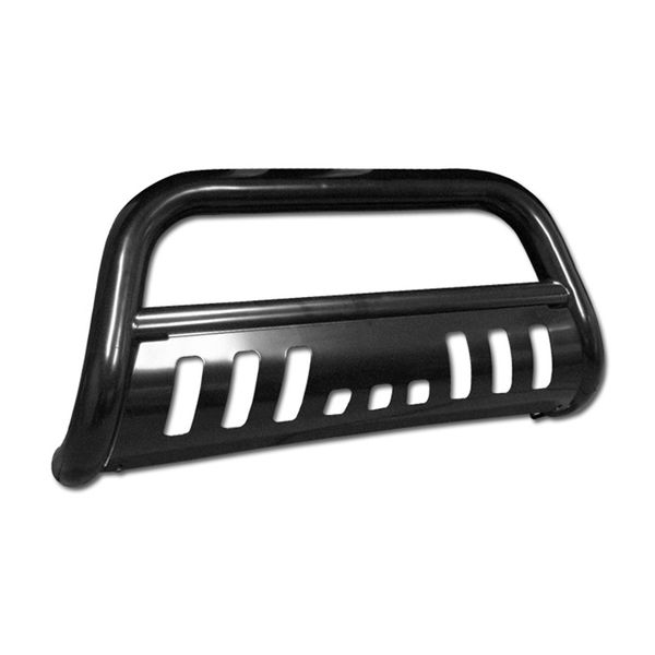 2000-2006 Toyota Tundra / Sequoia Stainless Steel 3-inch Bull Bar Guard - Black