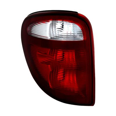 01-03 Dodge Grand  Caravan / Plymouth Grand Voyager / Chrysler Town & Country Driver Side Tail Lights -OEM Left