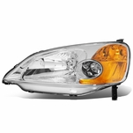 01-03 Honda Civic Left OE Style Headlight Headlamp Replacement HO2502116