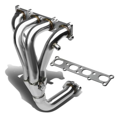 01-03 Mazda Prot+g+ / 5 2.0L Dx / Es / Lx / Mp3 Stainless Racing Manifold Header Exhaust