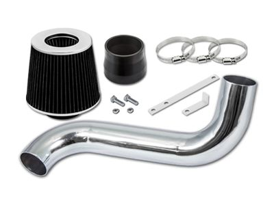 01-04 Subaru Outback 3.0L H6 Short Ram Air Intake Kit - Black