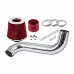 01-04 Subaru Outback 3.0L H6 Short Ram Air Intake Kit - Red