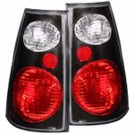 01-05 Ford Explorer [Sport Trac Only] Altezza Tail Lights - Black