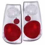 01-05 Ford Explorer [Sport Trac Only] Altezza Tail Lights - Chrome