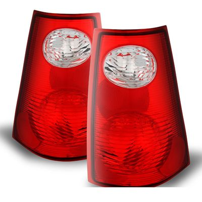 01-05 Ford Explorer [Sport Trac Only] OEM Style Replacement Tail Lights  Pair