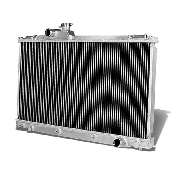 01-05 Lexus Is300 Altezza Mt Dual Core High Capacity Race 2-Row Cooling Radiator