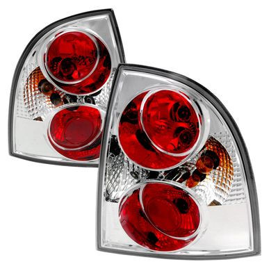 01-05 Volkswagen Passat 4DR Altezza Tail Lights - Chrome