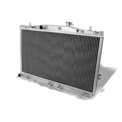01-06 HYUNDAI GT/GLS/03-08 SE/GTP DUAL CORE HIGH CAPACITY RACING 2-ROW ALUMINUM RADIATOR