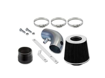 01-07 Dodge Caravan SE SXT Mini 3.3L V6 / 01-05 Caravan C/V 3.3L V6 Short Ram Air Intake Kit - Black