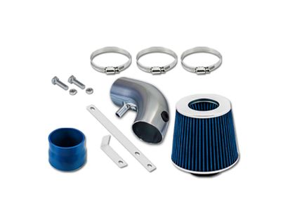 01-07 Dodge Caravan SE SXT Mini 3.3L V6 / 01-05 Caravan C/V 3.3L V6 Short Ram Air Intake Kit - Blue