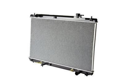 01-07 TOYOTA HIGHLANDER XU20 4CYL AT/MT ALUMINUM CORE REPLACEMENT RADIATOR+TOC