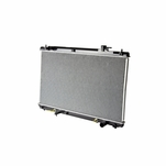 01-07 Toyota Highlander Xu20 4Cyl At Mt Aluminum Core Replacement Radiator Toc
